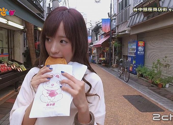 桃乃木かなが美味しいものを求め街歩きする冠番組「桃さんぽ」配信スタート!