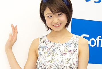中村静香(27)はソフマップの壁の前でこの可愛さは凄い件