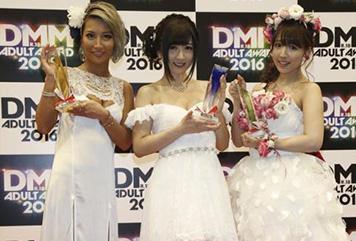 【DMMアダルトアワード2016】三上悠亜、紗倉まなに勝利した女優のフルヌード画像wwwww