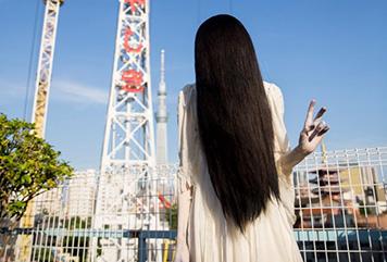 【画像】貞子のグラビアw