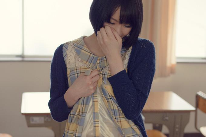 美麗グラビア × 鈴村あいり 教室のセックスなオネエさん