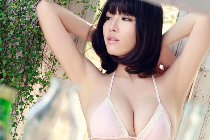 【エロ画像】今野杏南 官能小説新人もしちゃった美しい官能体 画像100枚