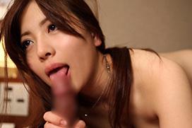 陰茎をカポッと咥えこむフェラチオ画像30枚