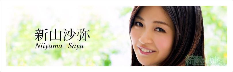 新山沙弥 - 綺麗なお姉さん。~AV女優のグラビア写真集~