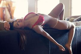 これから滅茶苦茶セックスします…下着姿のえっちなお姉さんのエロ画像