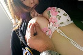 3次元 乳首をぎゅーーーん!!って摘まんで楽しんでるエロ画像まとめ 40枚