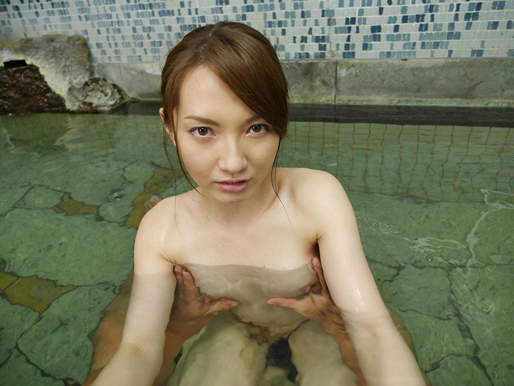 葉山瞳 無修正 AV 画像 20