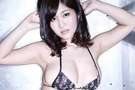 橘花凛(25) TVに出るたび話題になるHカップ巨乳美女のグラビア画像×33