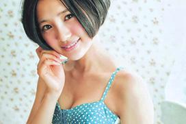 少女から美しく進化したHKT48兒玉遥(19)