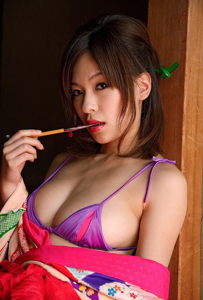 かすみ果穂 画像 7