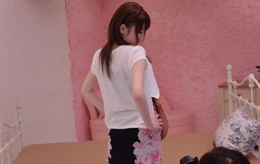 愛沢かりん 無修正 AV 画像 12