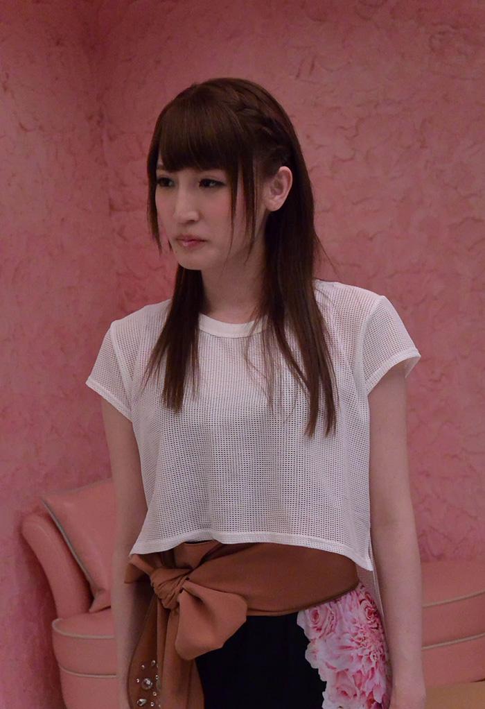 愛沢かりん 無修正 AV 画像 6
