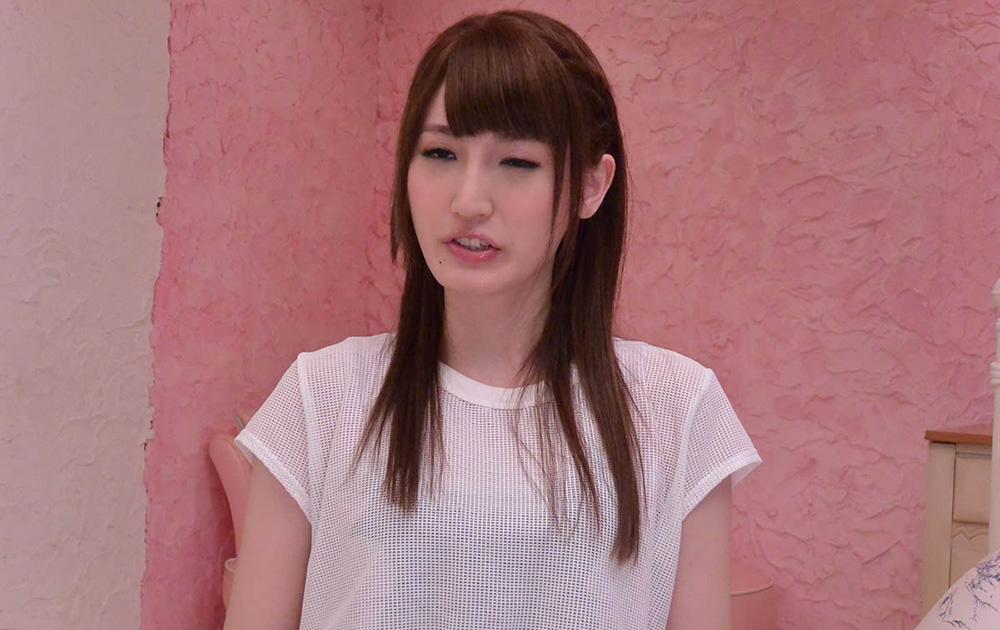 愛沢かりん 無修正 AV 画像 7