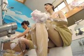【放送事故】橋本マナミ(31)全裸バスタオル下からのアングル…信じられないモノが映る…