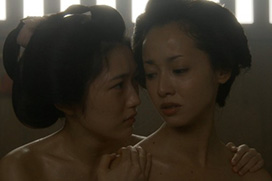 【画像あり】沢尻エリカが渡辺麻友と全裸で…⇒こ、これが禁断のレズビアンシーン…