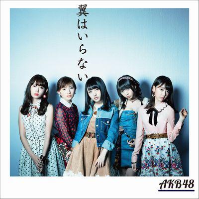 AKB48/翼はいらない<Type-A>
