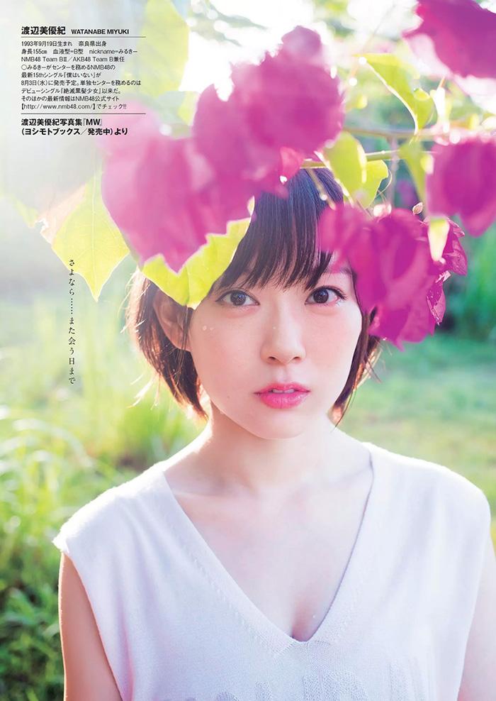 渡辺美優紀 画像 4
