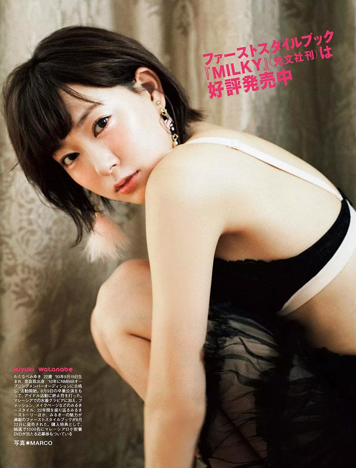 渡辺美優紀 画像 6