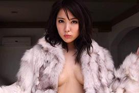 石川恋がほぼ全裸でエロすぎる