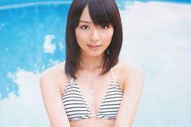 美尻がスゴい!女優でモデルの内田理央(24) グラビア画像×38