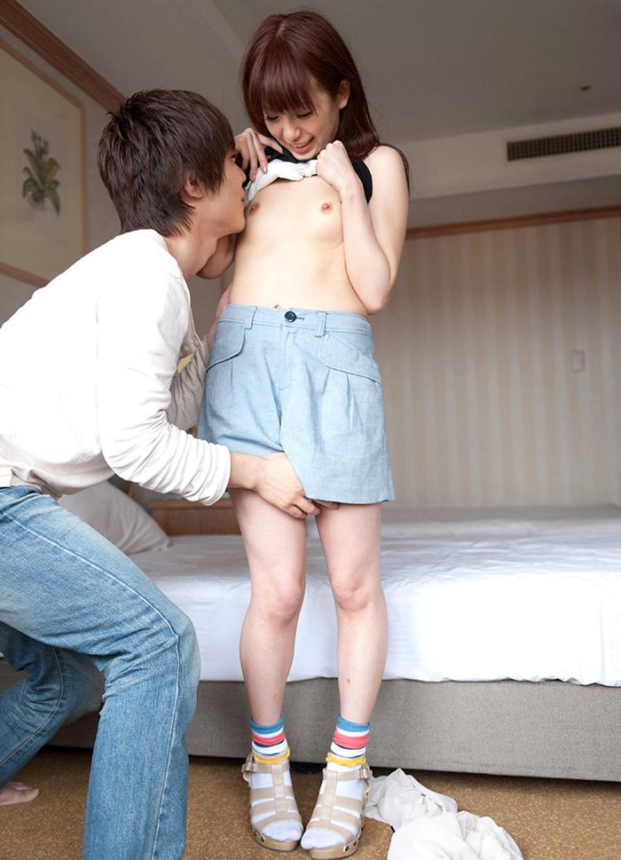 栗林里莉 セックス画像 9