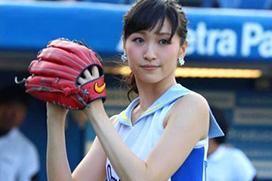 横山ルリカ(23) ピチピチ感満載!!美し過ぎる始球式の画像まとめ