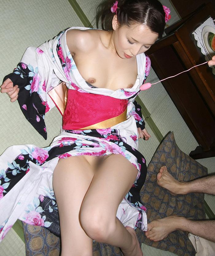 浴衣 セックス画像 48