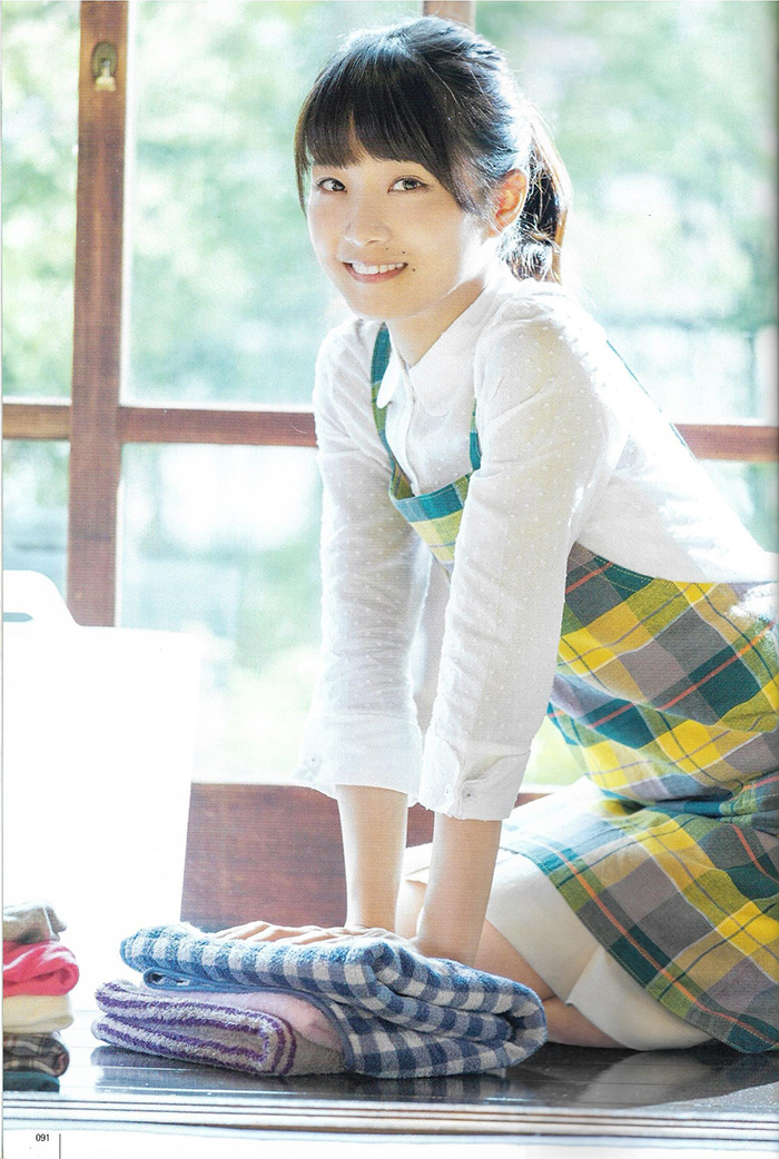 可愛い女の子 ハニカミ画像 36