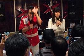 AV女優・高橋しょう子のイベント風景がコチラ。グラドル時代よりサービス良くなってないかw
