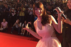 AV女優・波多野結衣が中国でイベントした結果wwwww