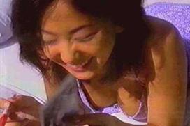 優香(35)にもあった乳首ポロリ事故…褐色の乳輪はハッキリ…新婚で隠したかった黒歴史…(※拡大画像あり)