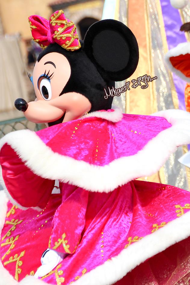 ふわふわなクリスマス*カラフルホリデーグリーティング2014*2