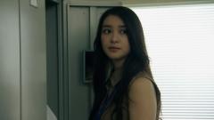 武井咲 脱衣・脇画像6