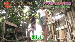 長谷川潤と森泉胸チラ谷間チラ画像6