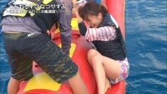 宮司愛海アナ短パン開脚画像8