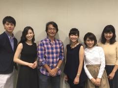田中萌アナ透け透け画像3