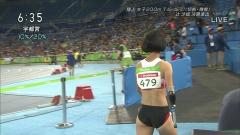 辻沙絵パラリンピック谷間画像7