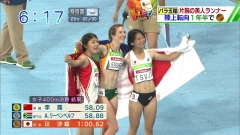 辻沙絵パラリンピック谷間画像10