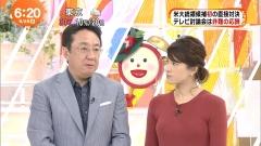 永島優美アナのニット乳画像1