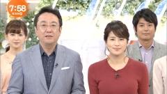 永島優美アナのニット乳画像10