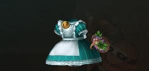 ラパンネコドレス
