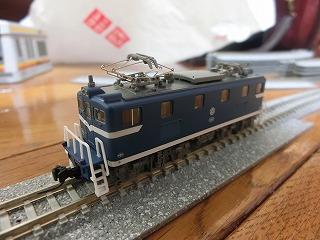 見た目に引き締まったマイクロエース「秩父鉄道デキ500」