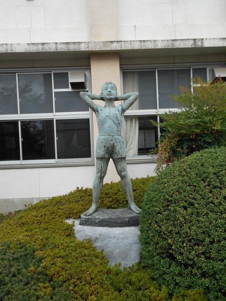 中学校 西成