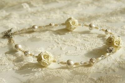 結婚式ネックレス
