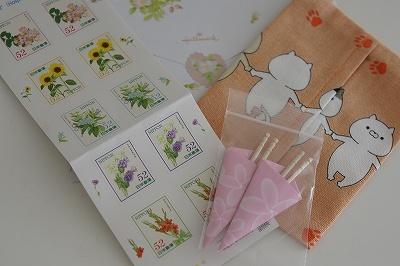 <u>季節の花々さん</u>