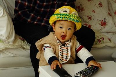 つなちゃん作帽子5