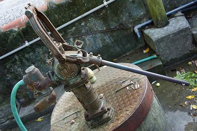 300年前の井戸