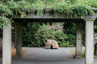 Isamu Noguchi at Brooklyn Botanic Garden 01