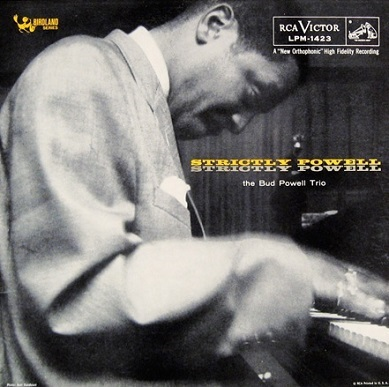 Bud Powell Strictly Powell RCA Victor LPM-1423