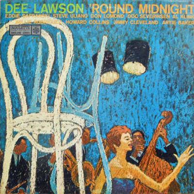 Dee Lawson Round Midnight Roulette R-52017
